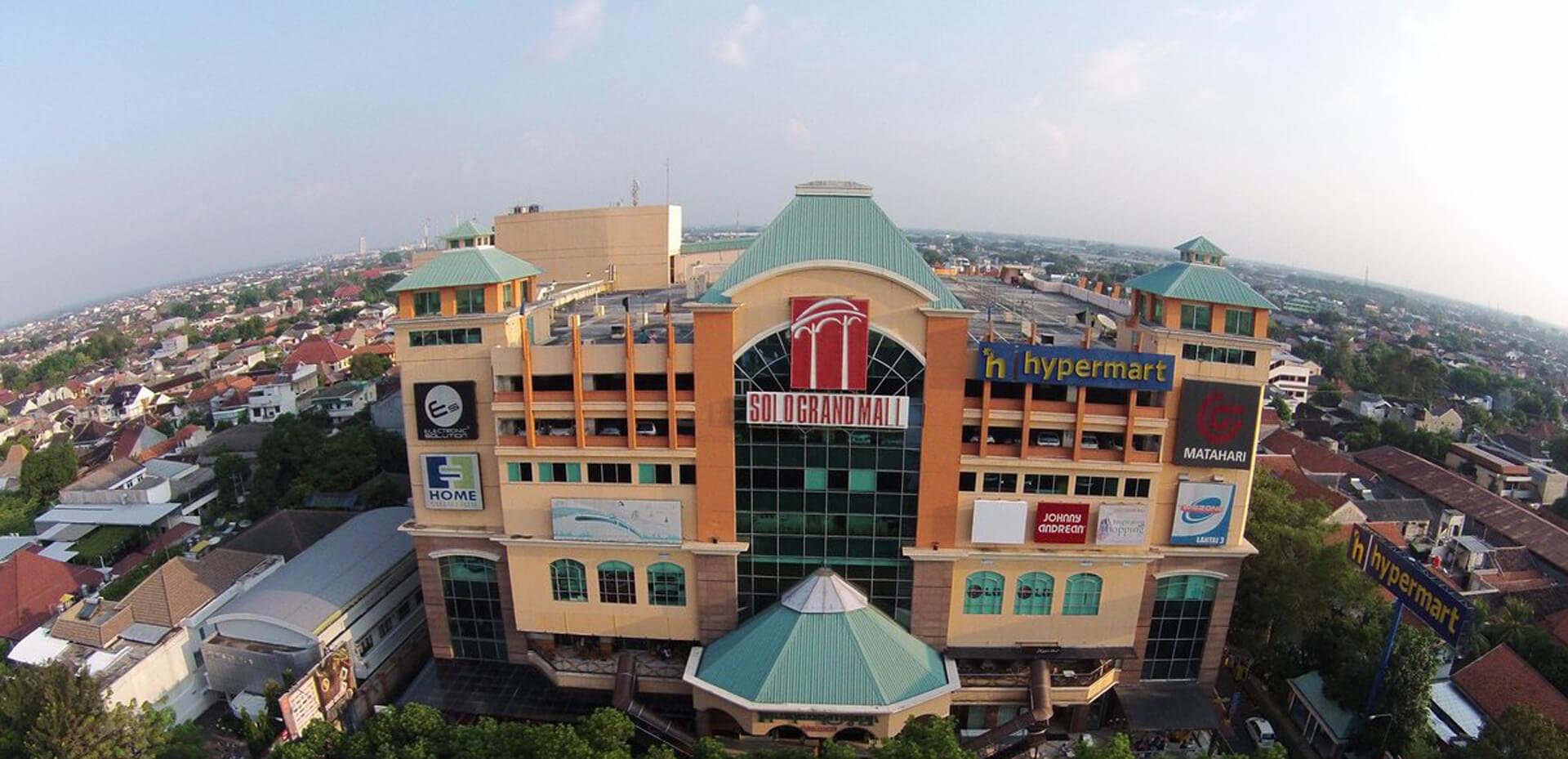 mall-mall di solo
